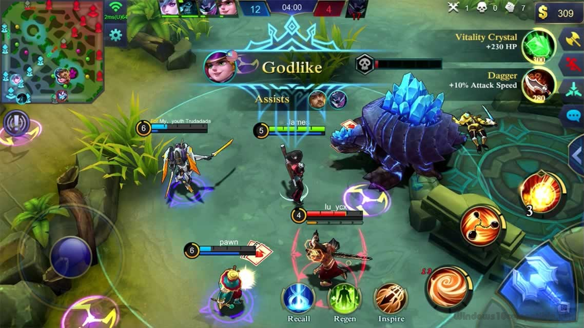 cara download game mobile legend untuk pc